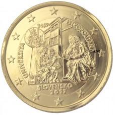 slovaquie 2017 - 2 euro commémorative Université