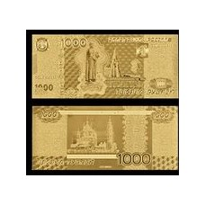 reproduction-billet-russie-1000-roubles-dore-or-fin-24-carats