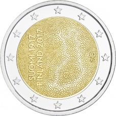 Finlande 2017 - 2 euro commémorative