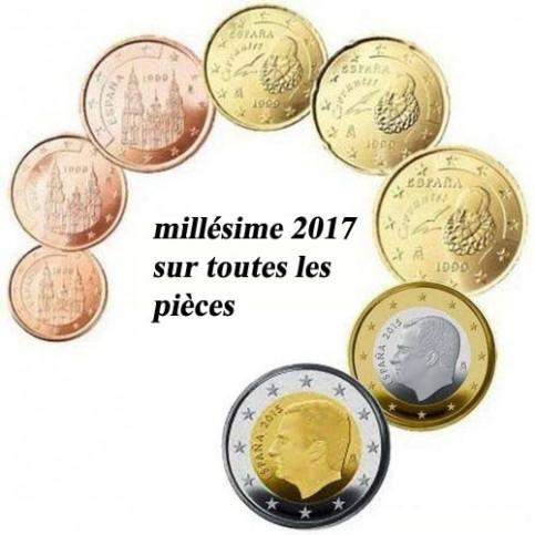 espagne-2017-serie-complete-euro-neuve