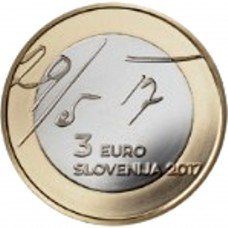 Slovénie 2016 - 3 euro Croix rouge