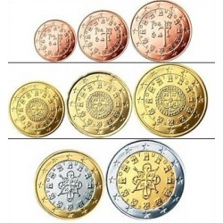 Portugal 2012 : Série complète euro neuve