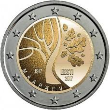 Estonie 2017 - 2 euro commémorative