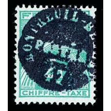 Timbres-poste de la Libération