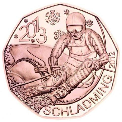 Autriche 2013 - 5 euro SCHLADMING