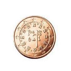 Portugal 5 Cents  2006
