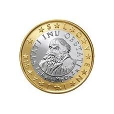Slovenie 1 euro 2008