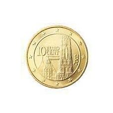 Autriche 10 Cents  2008