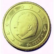 Belgique 50 Cents  2008