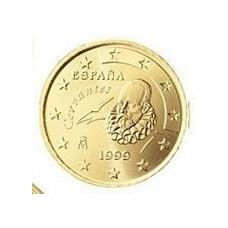 Espagne 10 Cents  2008