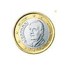 Espagne 1 euro 2007