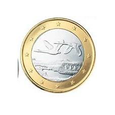 Finlande 1 euro 2008