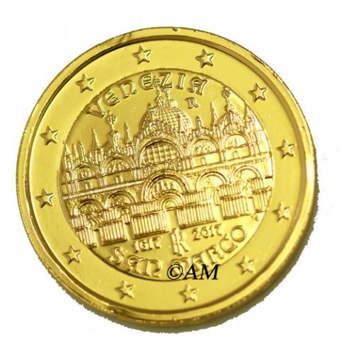 Italie 2017 - 2 euro commémorative Venise