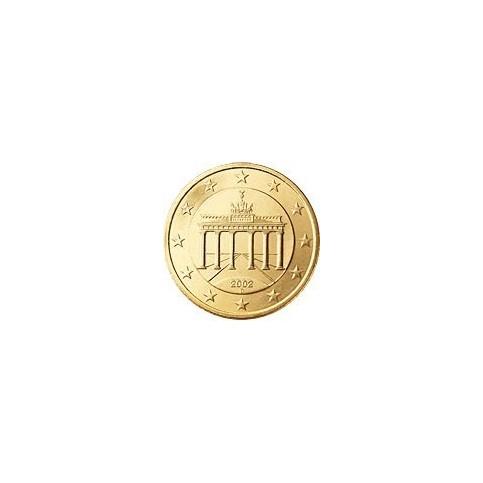 Allemagne 10 Cents  2002 Atelier J