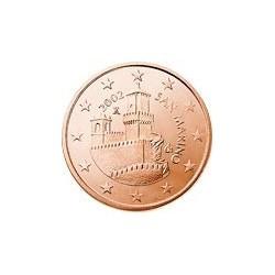 Saint Marin 5 Cents 2008