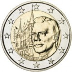 Luxembourg 2007 - 2 euro commémorative