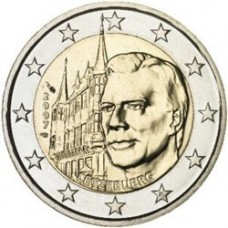 LUXEMBOURG 2007 - 2 EUROS COMMEMORATIVE