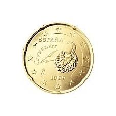 Espagne 20 Cents 2009