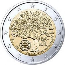 PORTUGAL 2007 - 2 EUROS COMMEMORATIVE