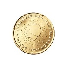 Pays Bas 20 Cents 2009