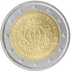 Lituanie 2017 - 2 euro commémorative Vilnius