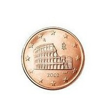 Italie 5 Cents  2009