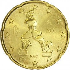 Italie 20 Cents  2009