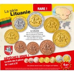 série complète Lituanie