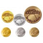 Lituanie 2015 - Couleur bronze, argentée ou dorée