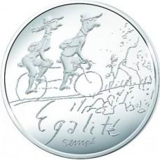 Sempe - 10 euro Egalité Printemps