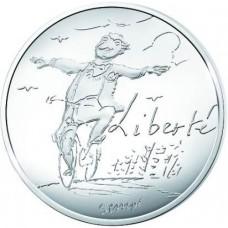 Sempe - 10 euro Liberté Printemps