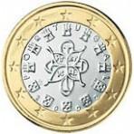 Portugal 1 euro 2002
