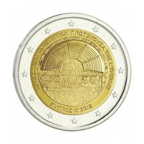 Chypre 2017 - 2 euro commémorative Phapos