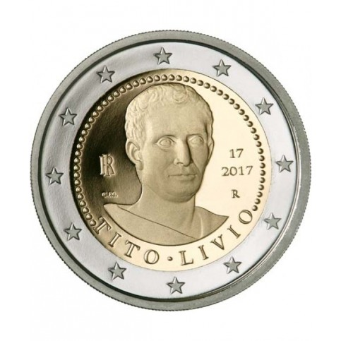 Italie 2017 - 2 euro commémorative Tito Livio