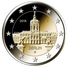 Allemagne 2018 - 2 euro commémorative Château