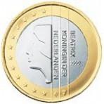 Pays Bas 1 euro 1999