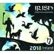 Irlande 2018 - Coffrets euro BU