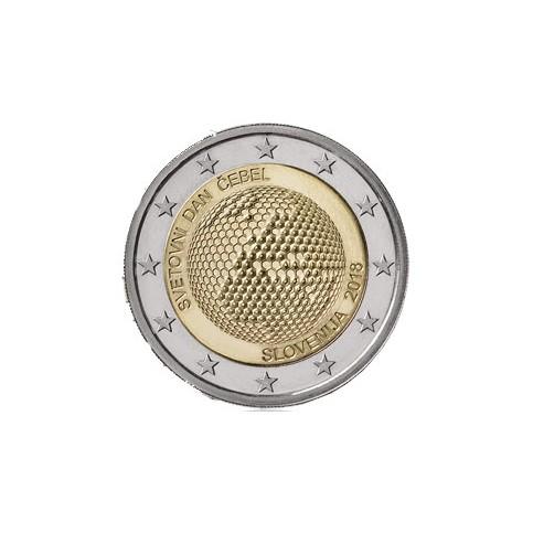 Espagne 2018 - 2 euro commémorative Compostelle