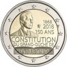 Luxembourg 2018 - 2 euro commémorative constitution