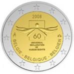 Belgique 2008 - 2 euro commémorative