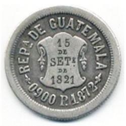 Série 5 pièces GUATEMALA