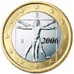 Italie 1 euro 2006