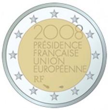 FRANCE 2008 - 2 EUROS COMMEMORATIVE