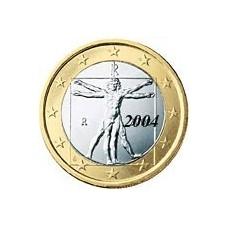 Italie 1 EURO  2004