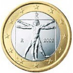 Italie 1 euro 2002