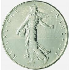Un Franc Semeuse Nickel