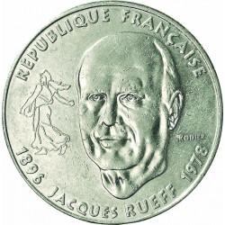 Un Franc Jacques Rueff 1996