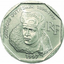 2 Francs Georges Guynemer