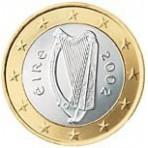 Irlande 1 euro 2002