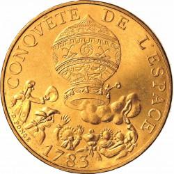 10 Francs Conquête de l'Espace